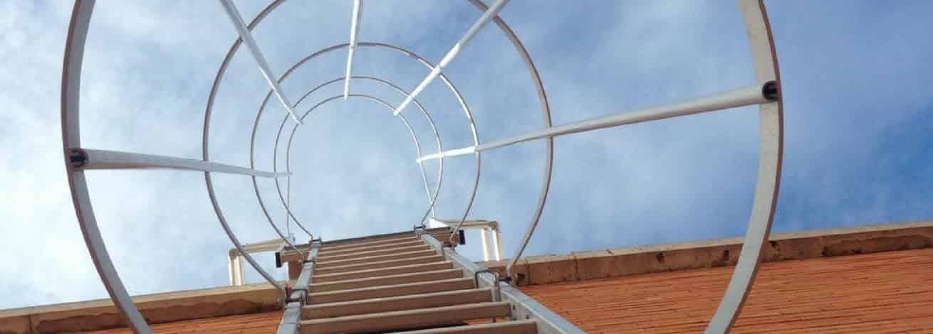 NTP 408 escaleras