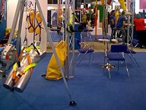 IFEMA exposición internacional sobre seguridad