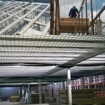 Mallas de proteccion para construccion