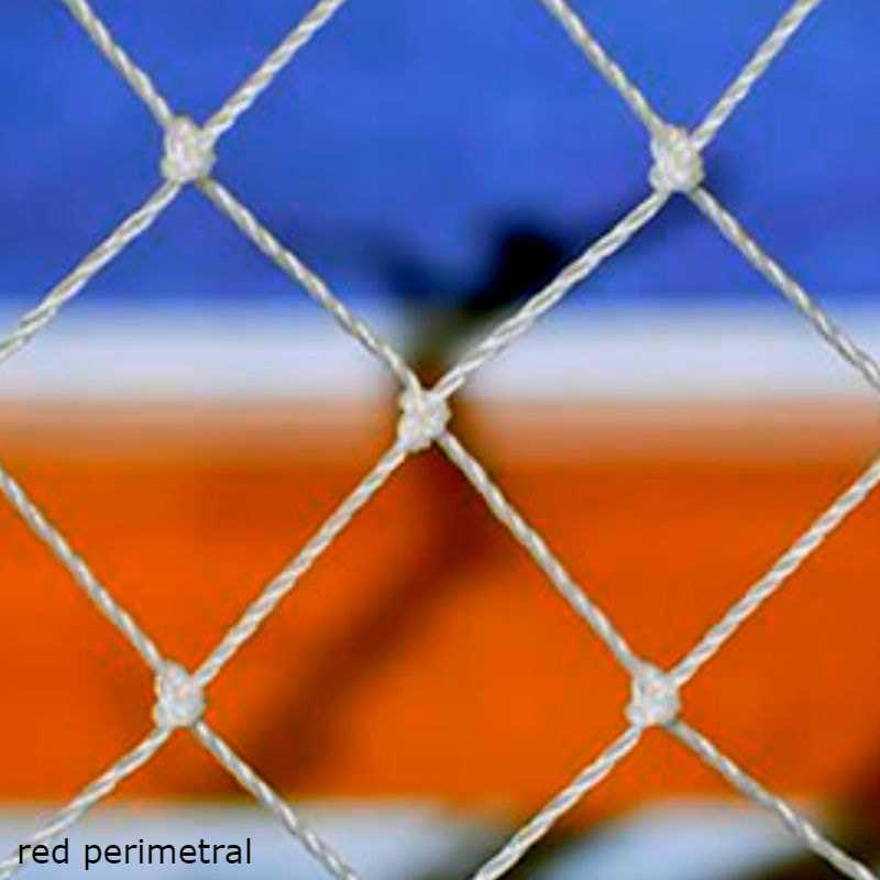 red perimetral obra