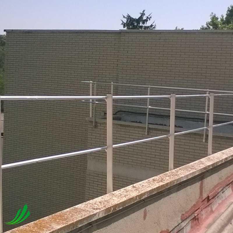 Barandillas en aluminio suministro industrial montaje - Barandillas seguridad ninos ...