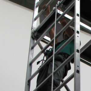 Curso seguridad plataformas y andamios