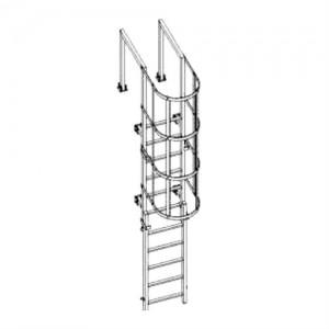 Escalera industrial tipo gato precio — www.proalt.es