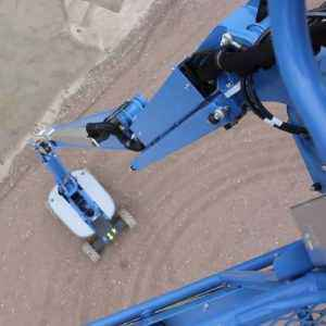 plataforma elevadora de brazo articulado