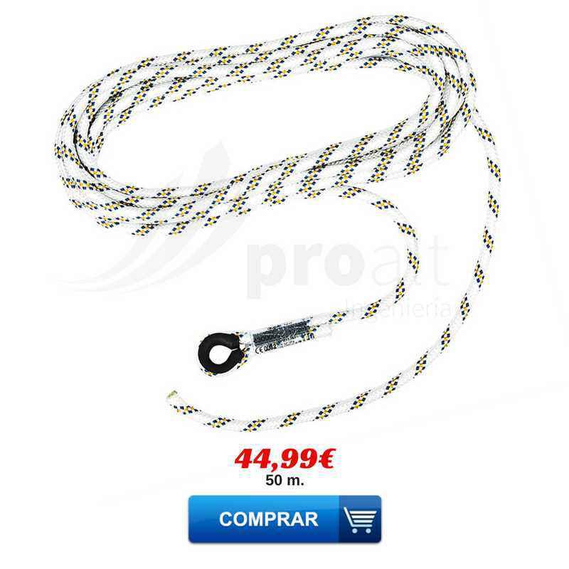 Compra tus cuerdas seguridad industrial al mejor precio