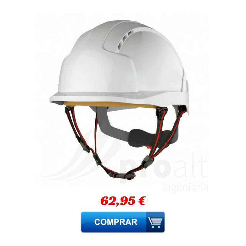 casco obra blanco
