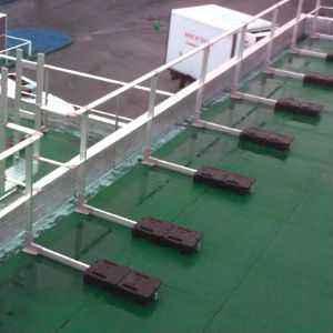 barandillas tipos materiales y montaje en industria u