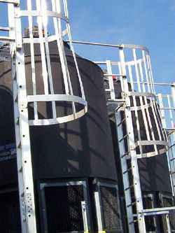 Sistema absorbedor de caídas