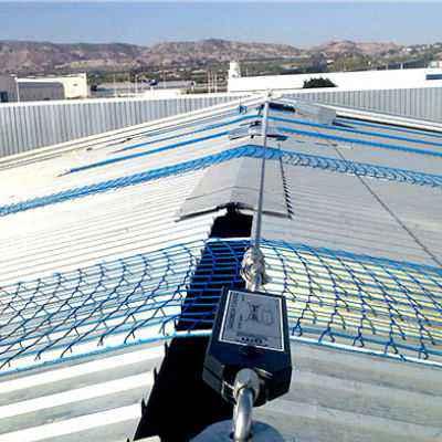 Evaluaci n de riesgos de trabajo en cubiertas y tejados - Tragaluces para tejados ...
