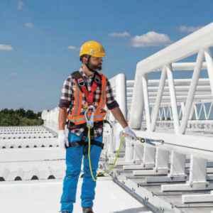 Mantenimiento industrial en cubiertas