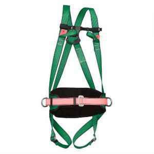 Arnés de seguridad con cinturón posicionamiento UNE EN 358