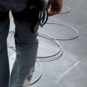 Cable de acero para línea de vida