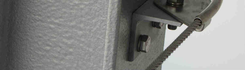 Cable de seguridad para linea de vida EN 795