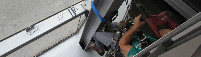 Curso seguridad trabajos en altura
