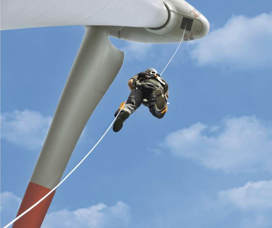 NTP 682 sobre trabajos verticales