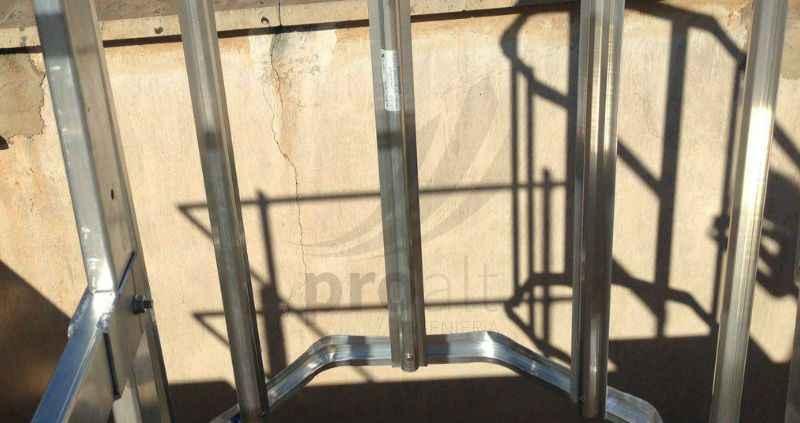 Crinolina escaleras