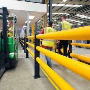 barreras industriales