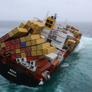 riesgos estiba buques