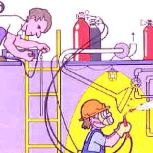 medicion de gases espacios confinados