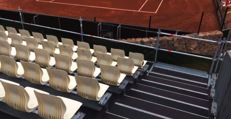 graderio tenis murcia