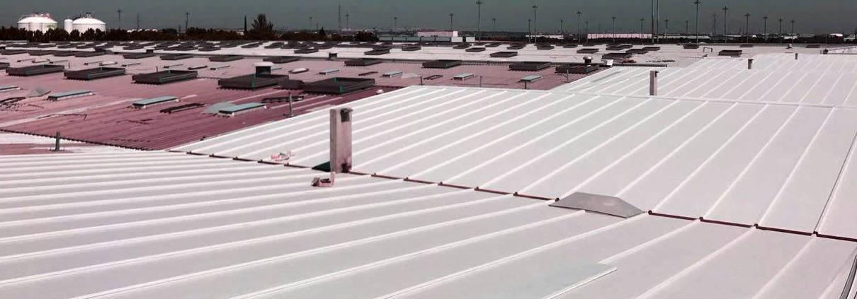 calcular la pendiente de una cubierta inclinada