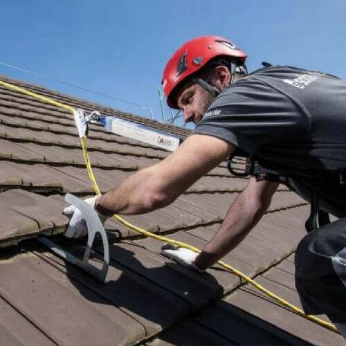 trabajos en tejados