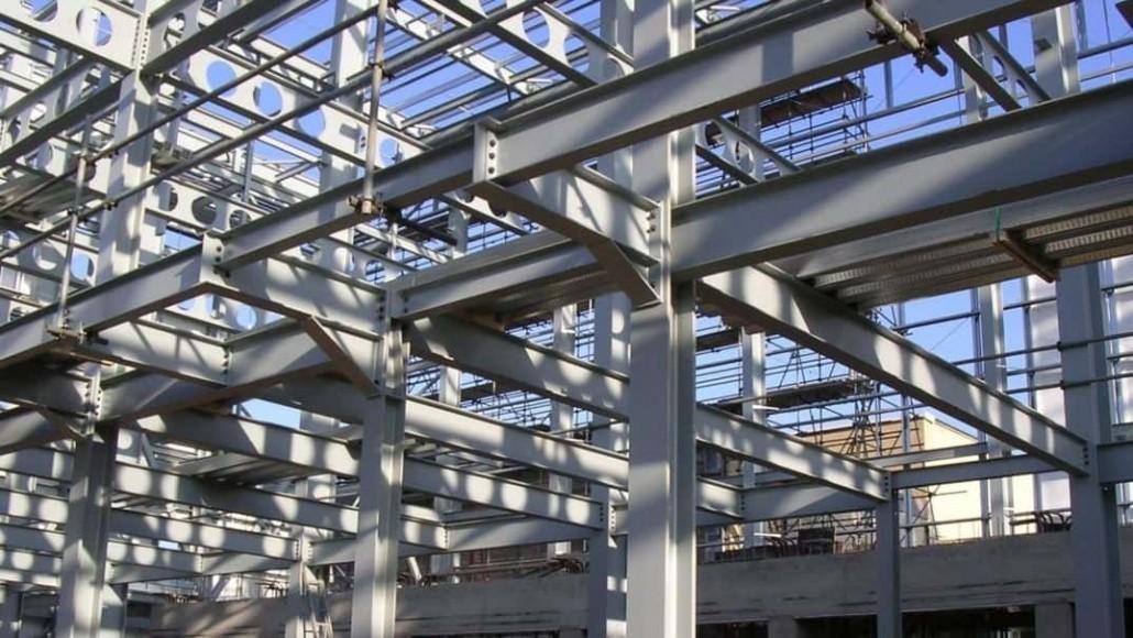 Empresas de estructuras met licas ingenier a del metal - Estructura de metal ...