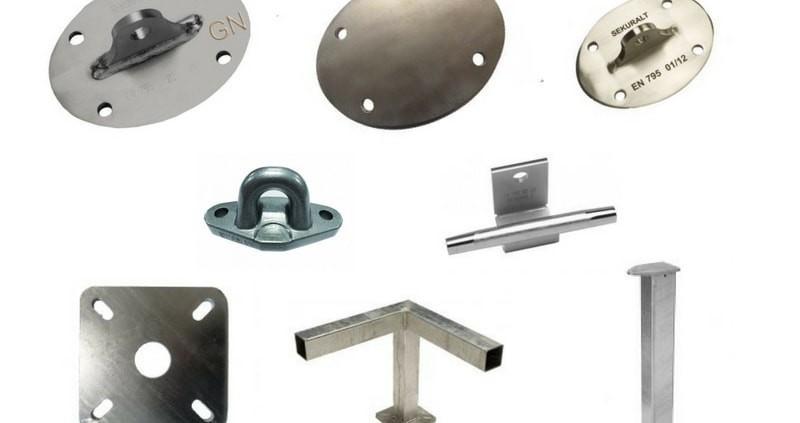 Pletinas acero aluminio metal