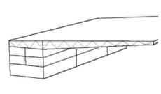 hangar voladizo