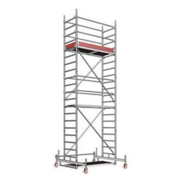 torre aluminio layher