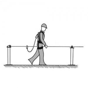 Linea vida cable