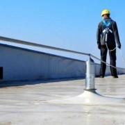 Linea de vida retractil horizontal vertical seguridad altura