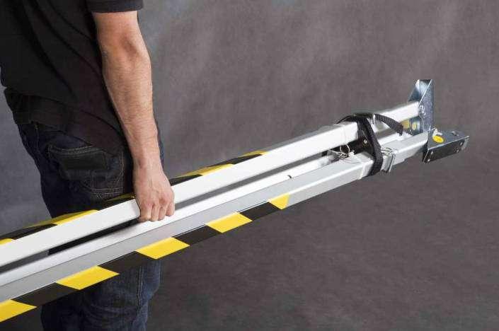Tripode aluminio espacios confinados