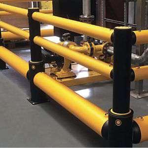 vallas metalicas flexibles proteccion seguridad industrial