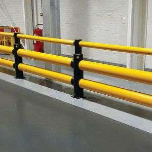 vallas metalicas proteccion industrial barreras flexibles