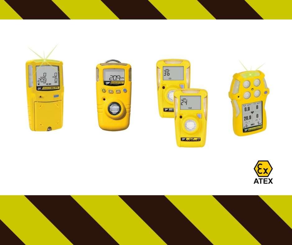 detector 4 gases portatil