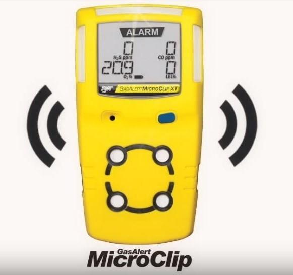 Detector gases entornos peligrosos