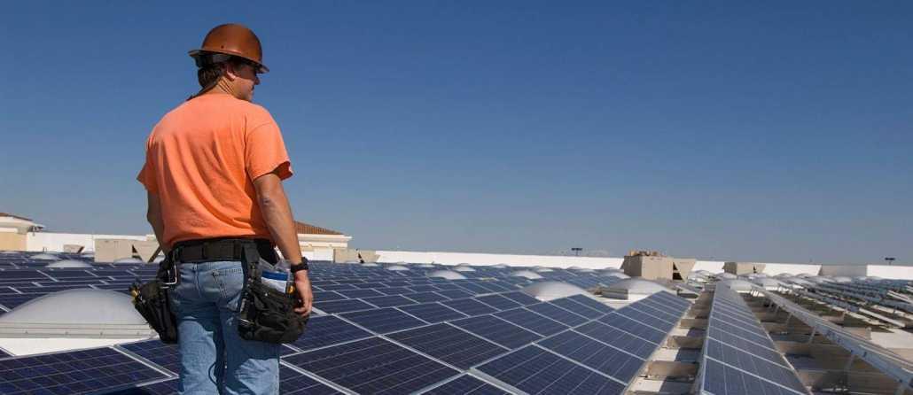 instalacion paneles fotovoltaicos